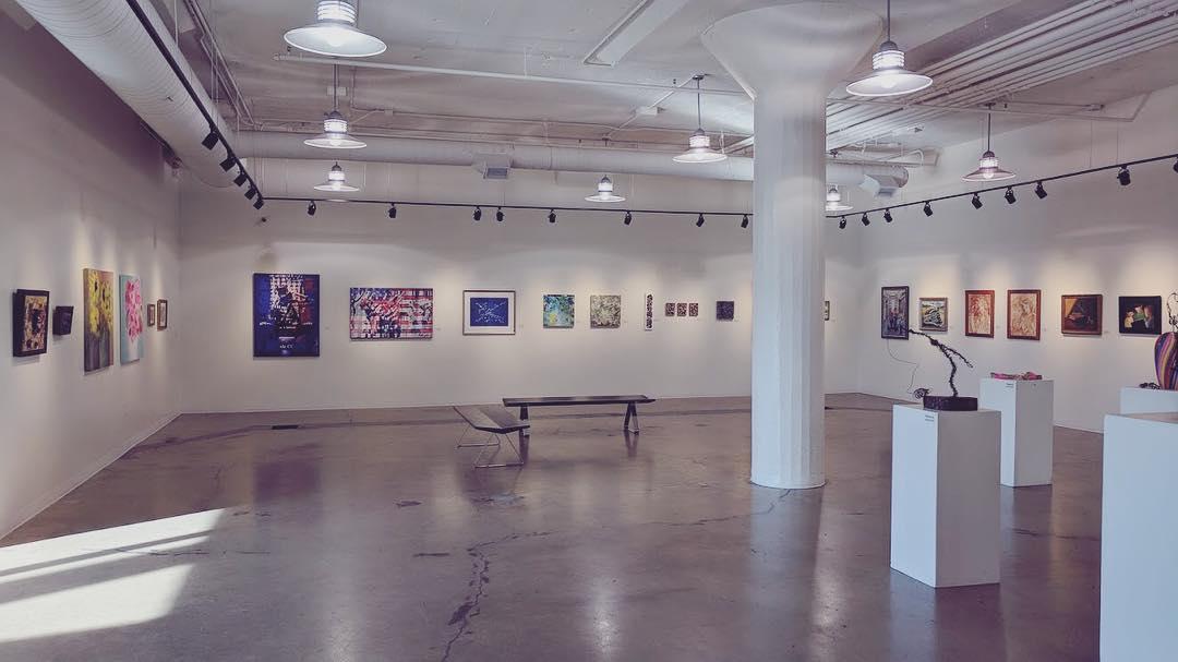Artist Reception for Art + Innovation | March 2
